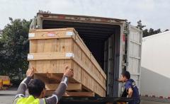 单件200公斤的货物可以航